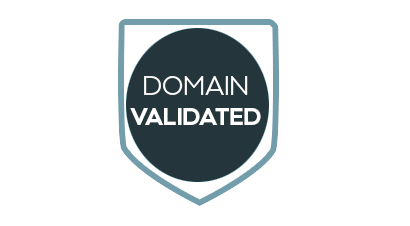 Domain Validated SSL Certificates