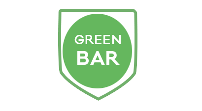 EV Green Bar SSL Certificates